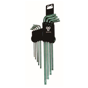 Torx & Holey Torx Key Wrench Set ( Double Holder )